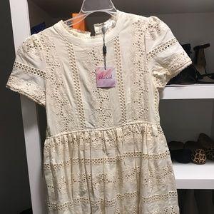 """Chicwish Women's lace Dress """"Small"""""""